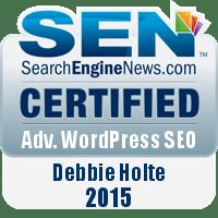 Masters WordPress SEO Certification
